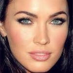 Megan Fox brow