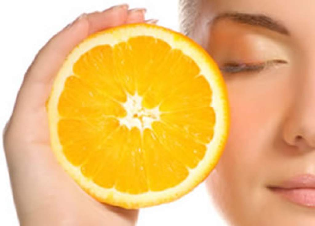 Lemon has magical effects for skin care