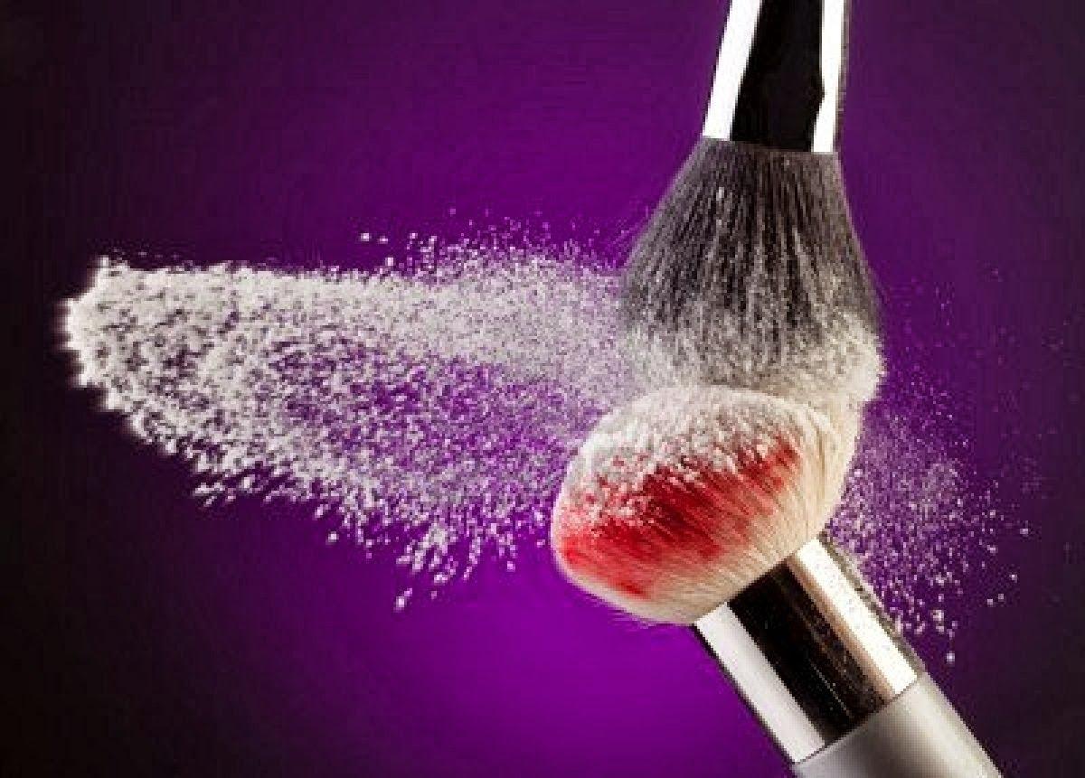 Pincel-de-Maquiagem