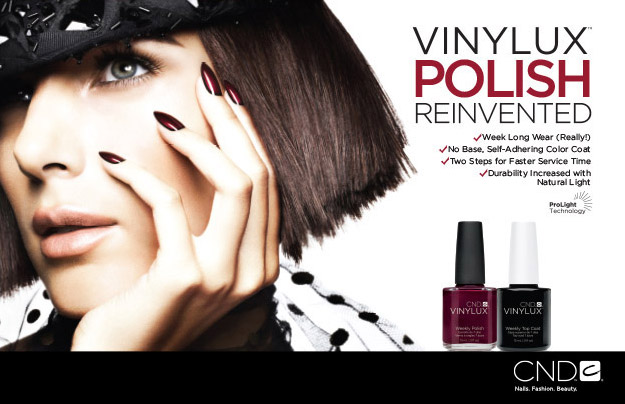Vinylux Nail Polish Manicures - Botanica Day Spa