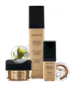 Stem Cell Facial - Pevonia Stem Cells Phyto Elite collection