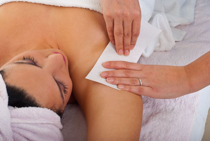 how to alleviate the pain of waxing