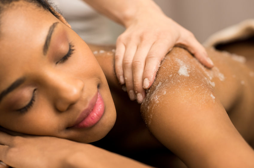 pampering boosts mood