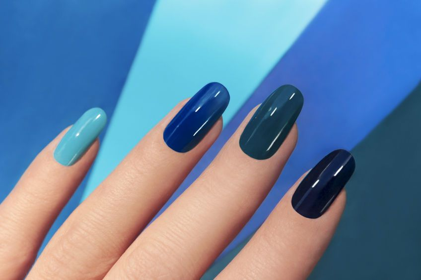 Fall Nail Trends: Get Flirty With Color