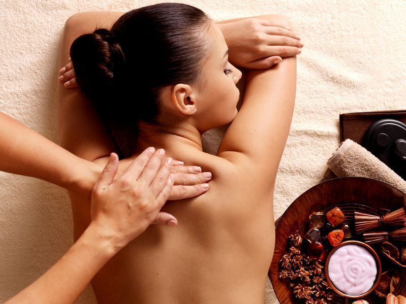 botanica's signature massage