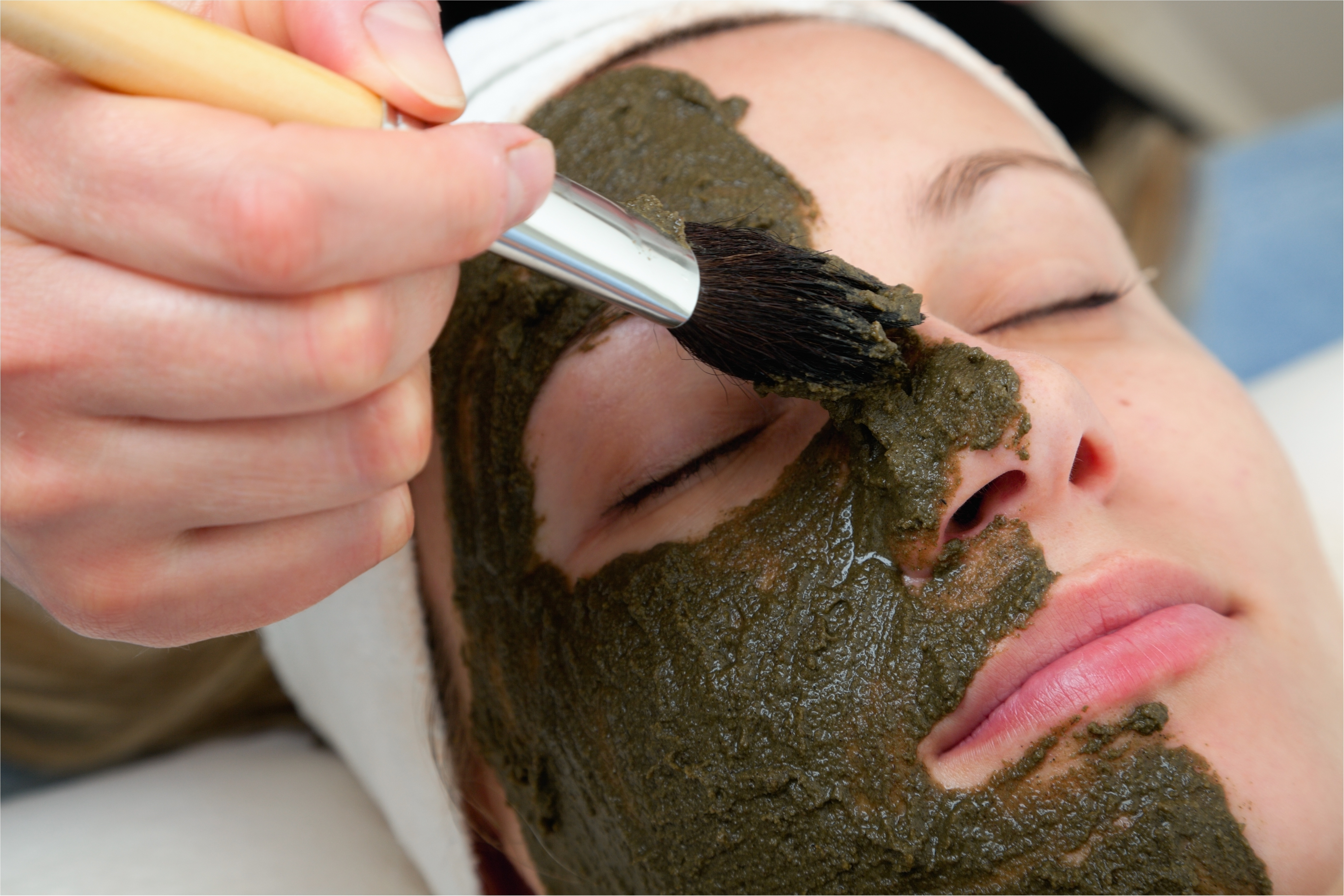 seaweed facial
