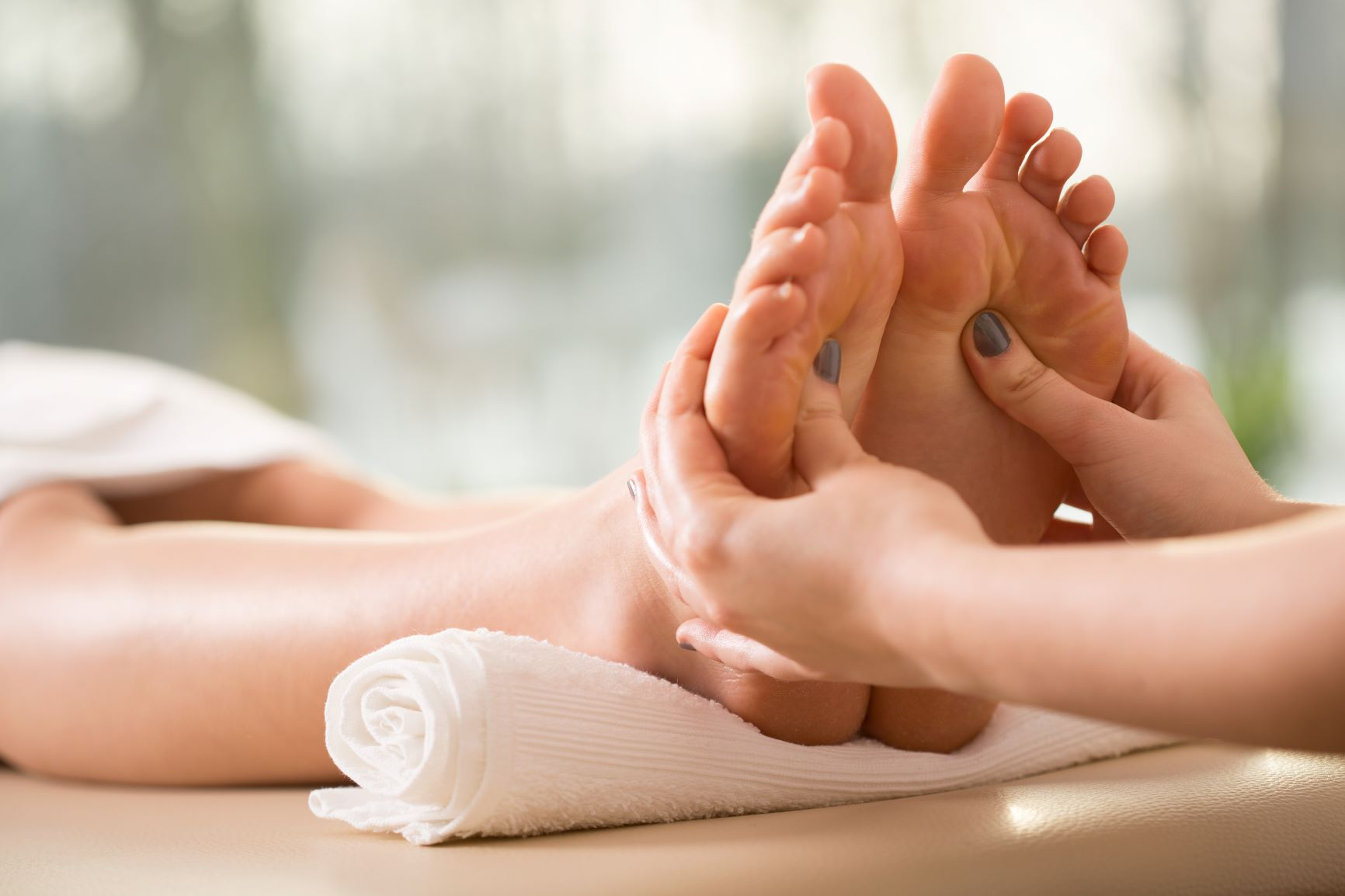 what is reflexology massage