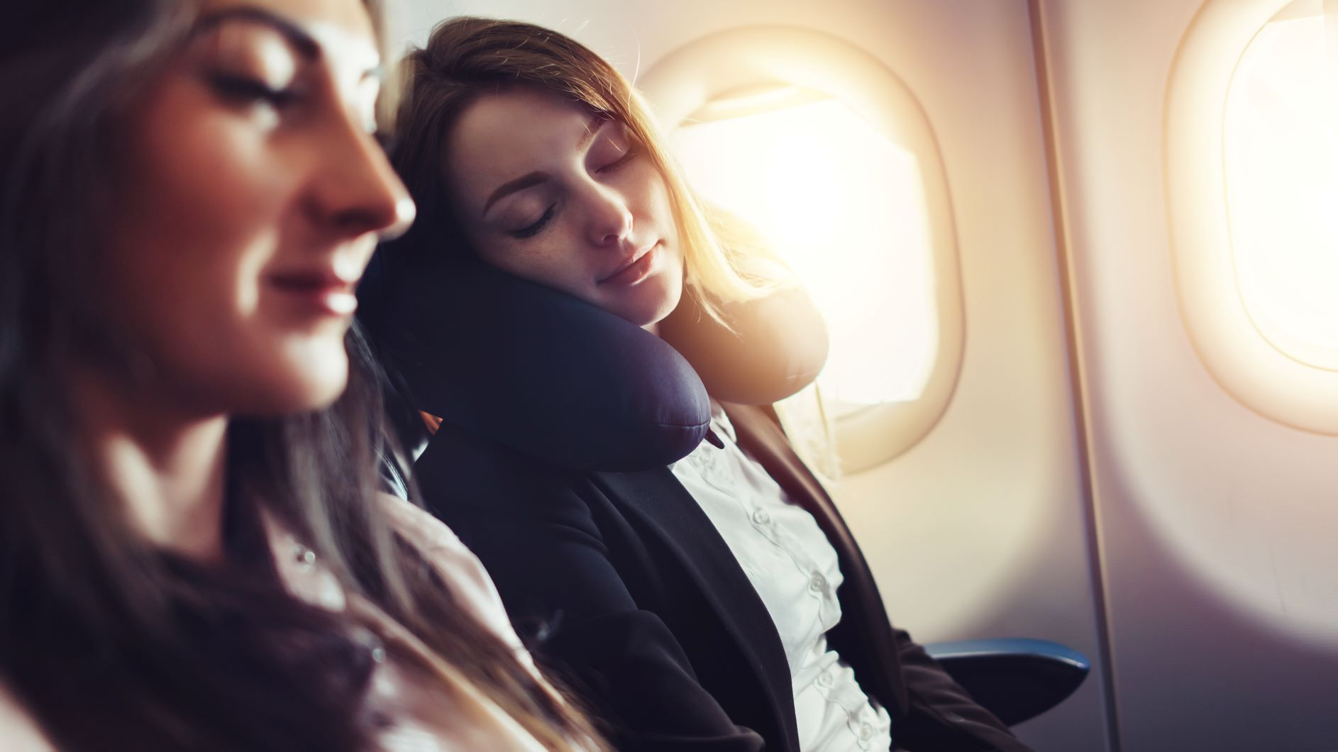 skin care flying tips