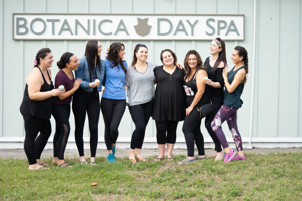 Botanica Yoga Event 1