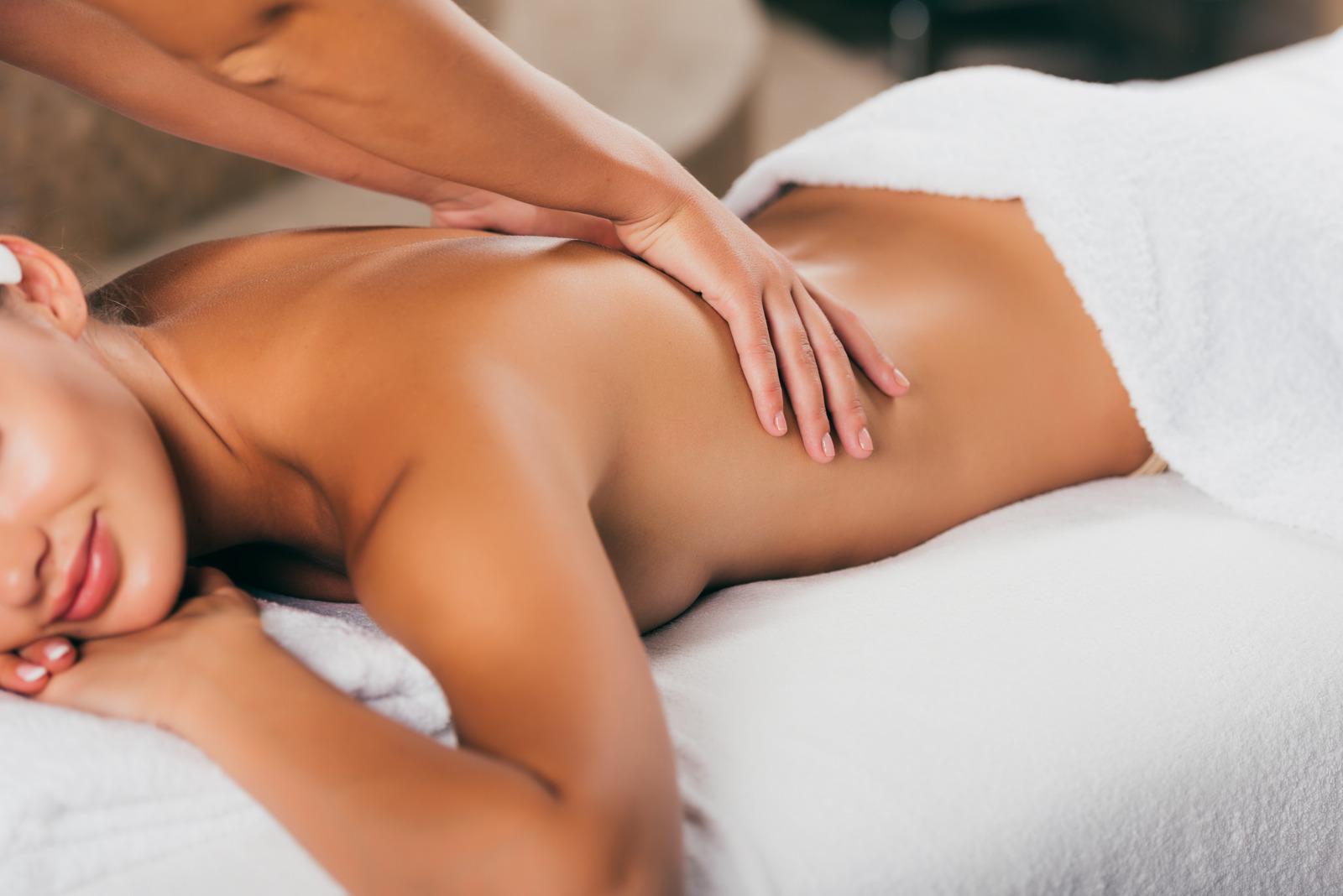 benefits of massages