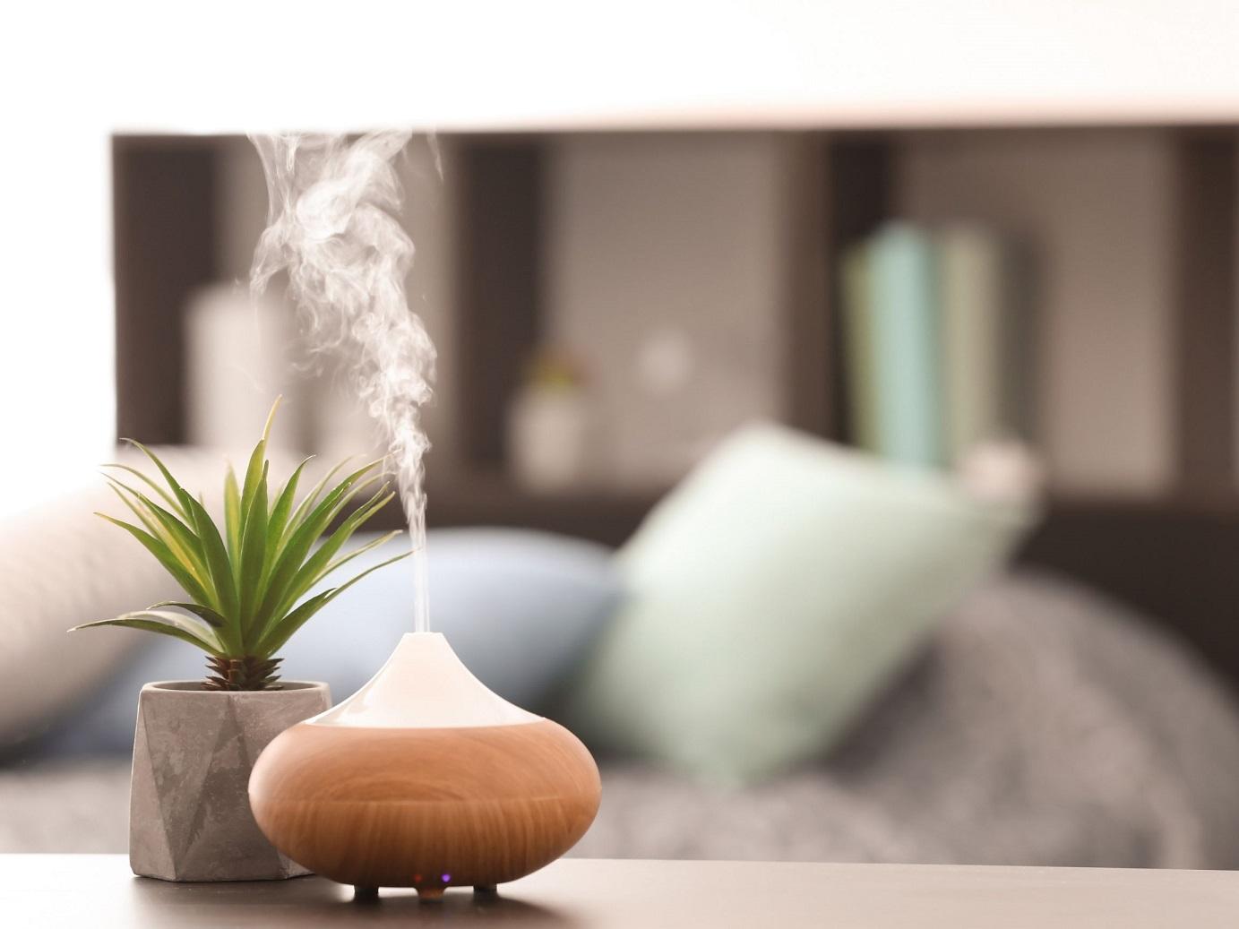 aromatherapy reduce stress