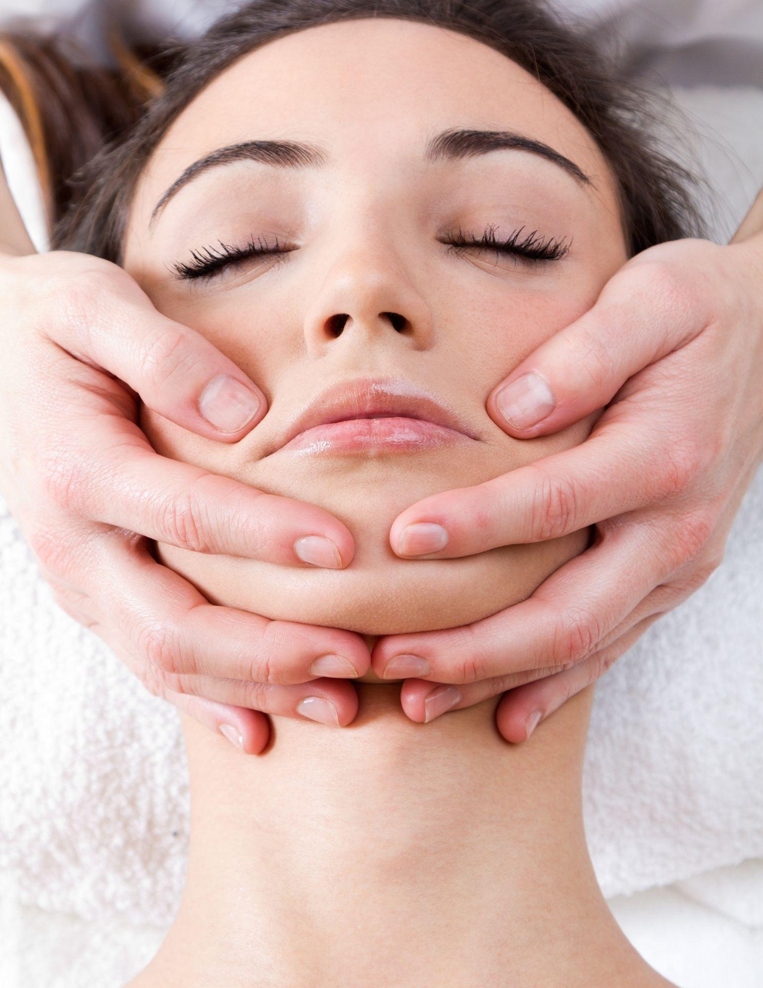 massage reduces allergy symptoms
