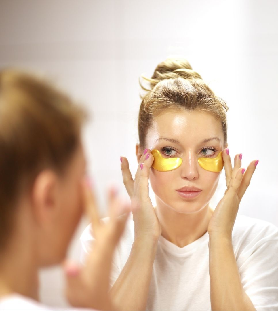 how to remedy puffy eyes